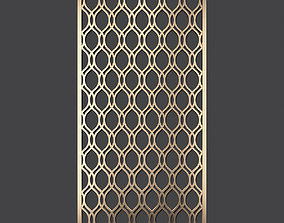 3D Decorative panel 291