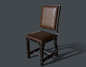 3D model Industrial Style Chair