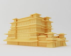 Buddha Relic Tooth Temple Singapore 3D printable model