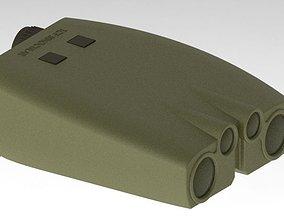 Military Binocular LRF 3D