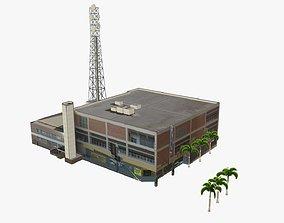 DSE Building 3D model