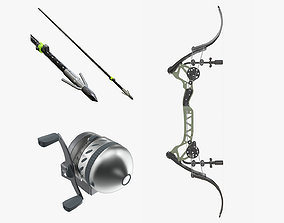 3D Bowfishing equipment