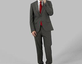 3D model FREE SCANNED Man Business Man Jack Standing