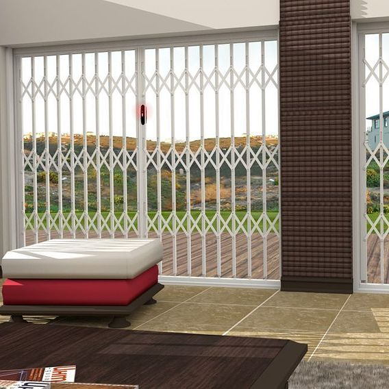 Traxdor Security gates & doors