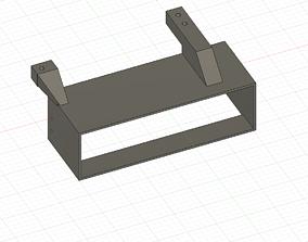 3D printable model Mount for Aquaero 5 in Lian-Li 011D XL