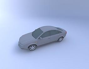 3D 2001 Audi A6 (high)