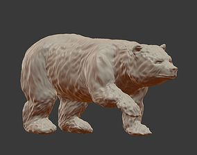 Sculpt Bear 3D printable model