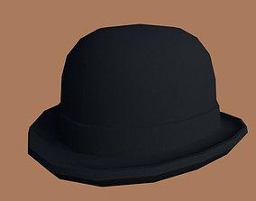 3D model lego hat v-2