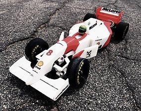 Formula 1 Mclaren 1993 3D print model