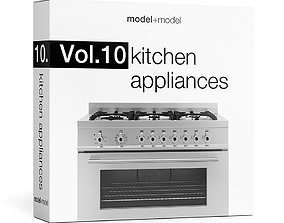 Vol10 Kitchen appliances 3D model