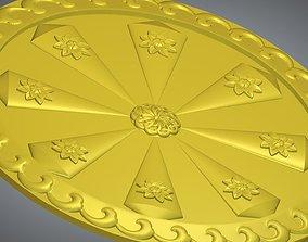 Decorative Circle 3D print model