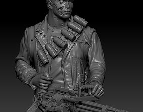 3D printable model Terminator 2 judgment day T-800