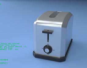 Toaster 3D Models   CGTrader