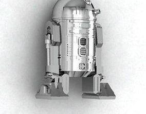 3D print model Star Wars - R2D2