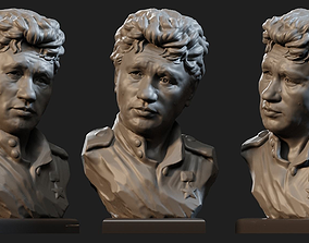 3D printable model Leonyd Bykov Sorrow major
