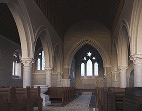 3D asset All Saints Church