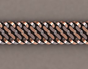 3D print model Chain Bracelets 24