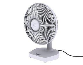 Ventilator 3D table