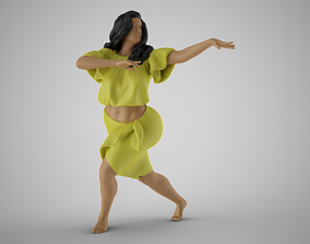 3D printable model Exotic Dance 2