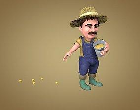 3D asset Farmer