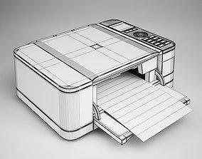 Computer Multifuncion Printer 15 3D