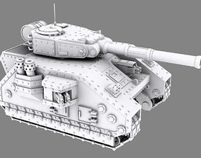 Main Battle Tank 3D printable model