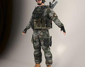 Soldier Lite V1 NR 3D