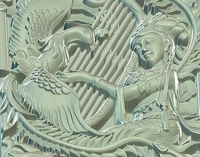 Sculpting 3D printable model