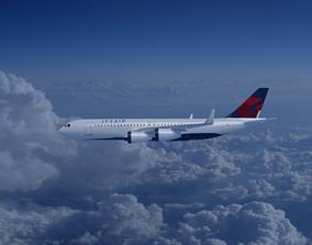Boing A320 Flight 3D