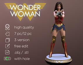 3D print model wonder Wonder Woman