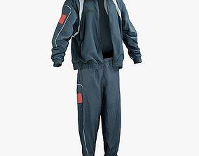 Sport Jacket Pants 3D asset