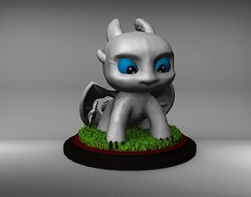 whitefury Pop funnko 3D print model