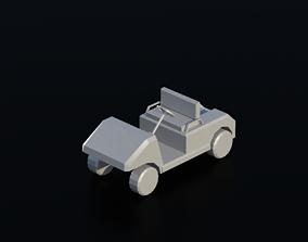 3D model Vehicle 08