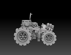 3D printable model Armored Vehicle Panzer Buggy