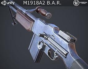 3D model M1918A2