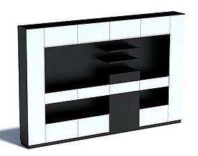 3D model Furniture Television Cabinet