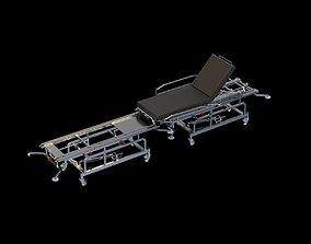 3D Transfer patient Stretcher