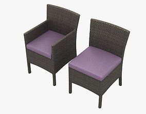 Garden Furniture 004 3D