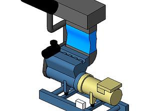 MOTOGENERADOR 3D