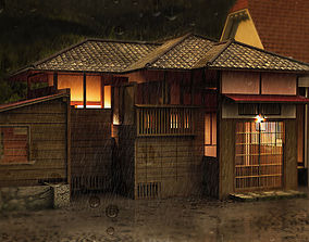 3D Satsuki and Mei s House - Japanese Traditional House