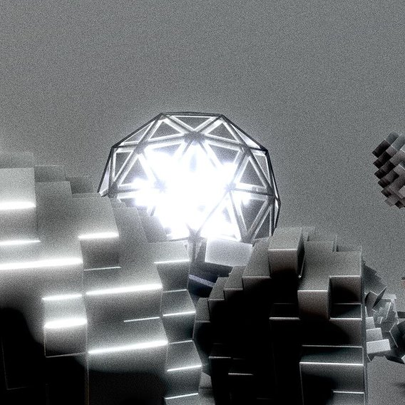 Placeholder-Cube Epileptic (Blender-2.93)  rigid-body animation
