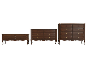 Chest Of Drawers A 08 chest 3D