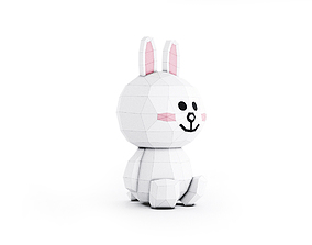 other Rabbit Cony 3D