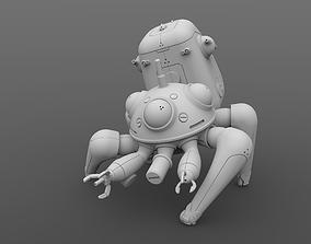 3D printable model Tachikoma