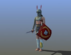 3D model Provocator Gladiator