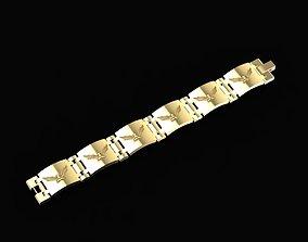 1522 Eagle Bracelets For Men 3D print model