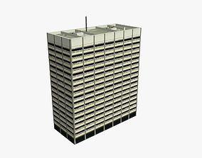 3D model Australian Government Center