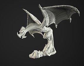 wyvern 3D print model toys