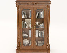 Display Cabinet Classic Style 5 3D