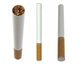 Cigarette 3D model PBR